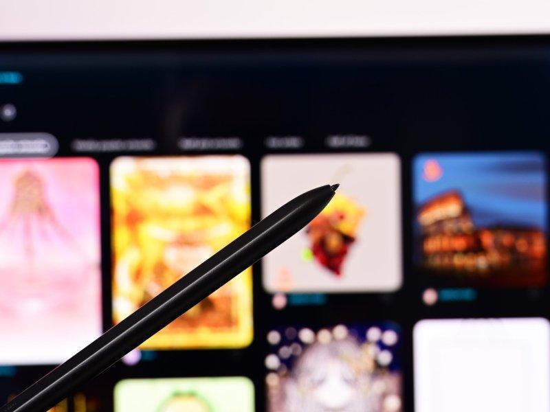 Samsung Galaxy Book Pro 360 Pen