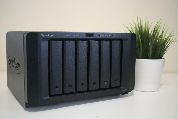 Synology DiskStation DS1621+