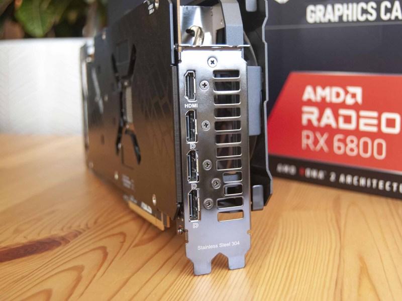 Asus Tuf Gaming Rx 6800