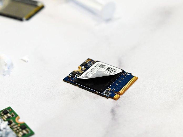 Pro X Ssd Swap Case Sticker
