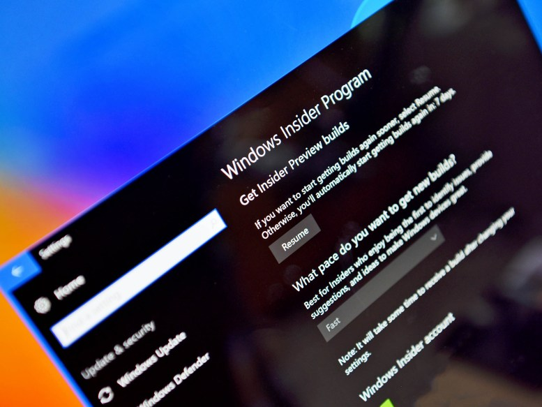 Windows 10 build 18312 rolls out to Fast ring Insiders