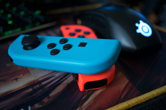 How To Use Nintendo Switch Joy Con Controllers For Windows 10 Pc Gaming Windows Central