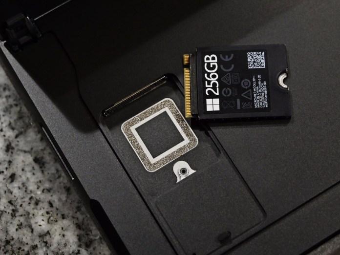 M2 2230 Ssd Surfacepro8
