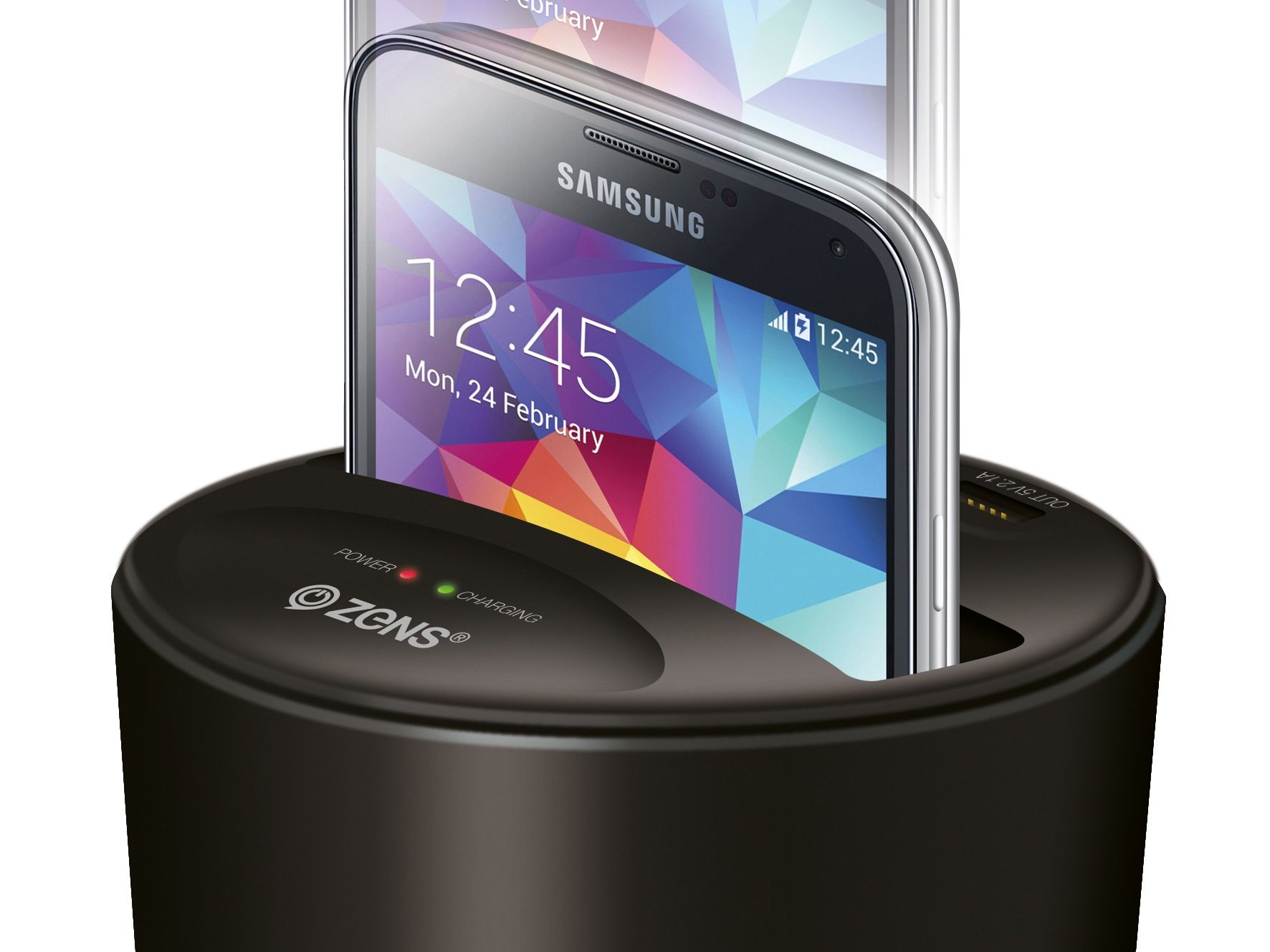 Zens Keeps Your Phone Charged Wirelessly But Steals Your