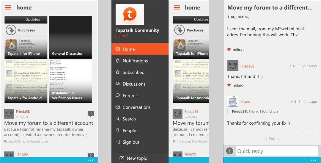 Tapatalk Latest 6.0.6 Beta Mod Apk Cracked Version