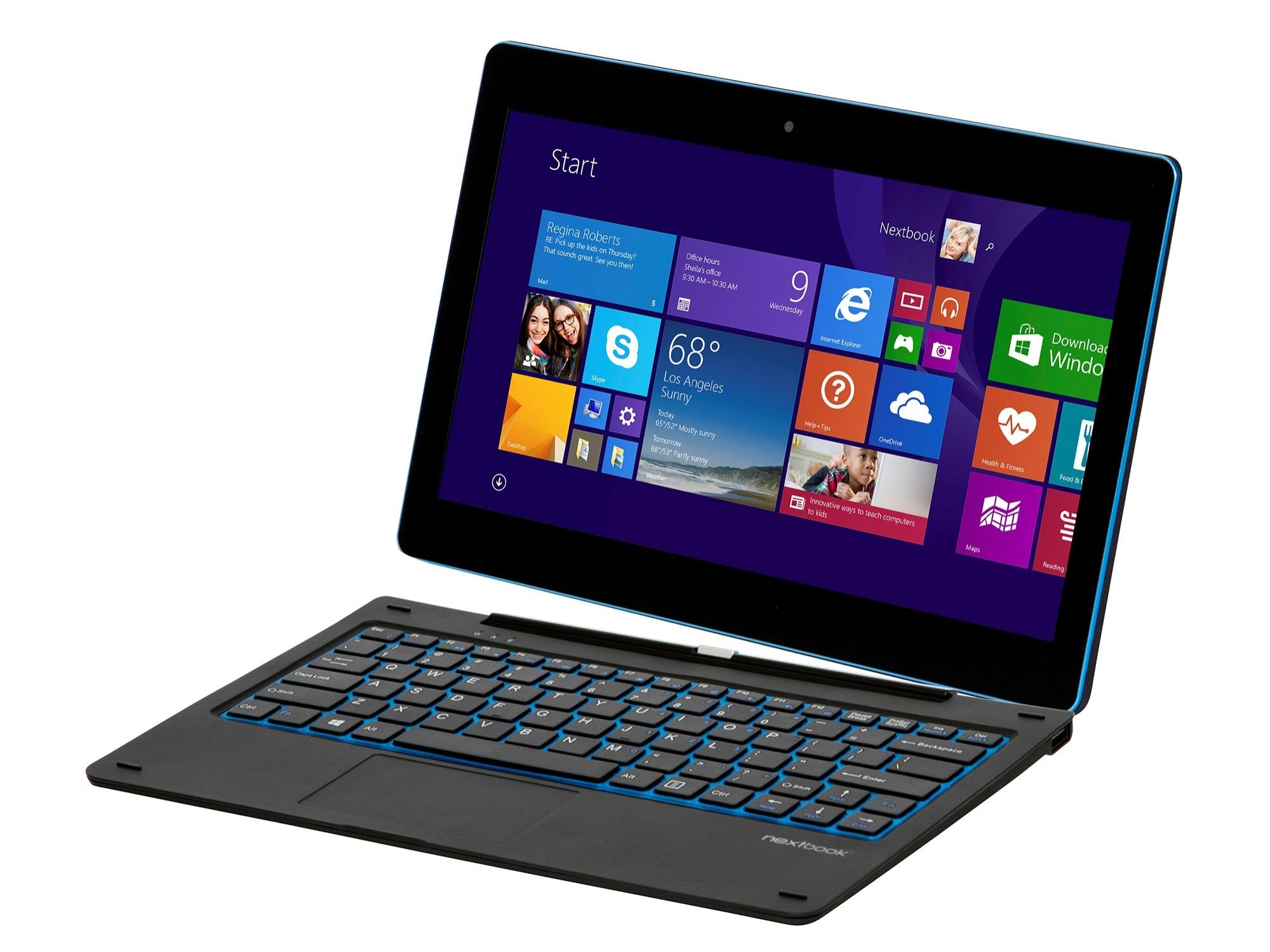 Walmart Now Selling The Nextbook Flexx 10 And 11 2 In 1 Windows 81 Tablets Windows Central