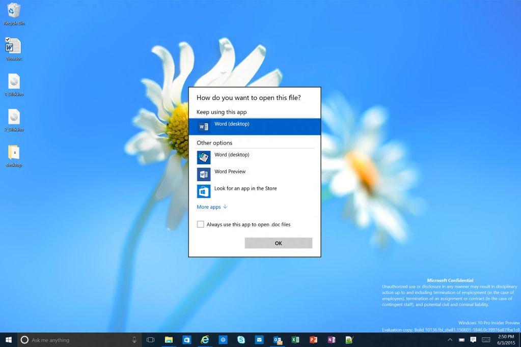 Windows 10 10136