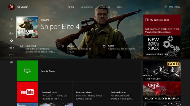 Xbox Insider updates bring new parental controls to Alpha and Ring 3 members