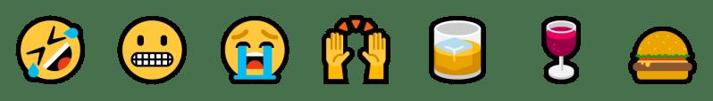 Fall Creators Update Yeni Emojiler