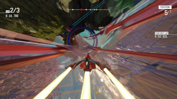 Redout Lightspeed Edition for Xbox One Abruzzo Coastline Pure