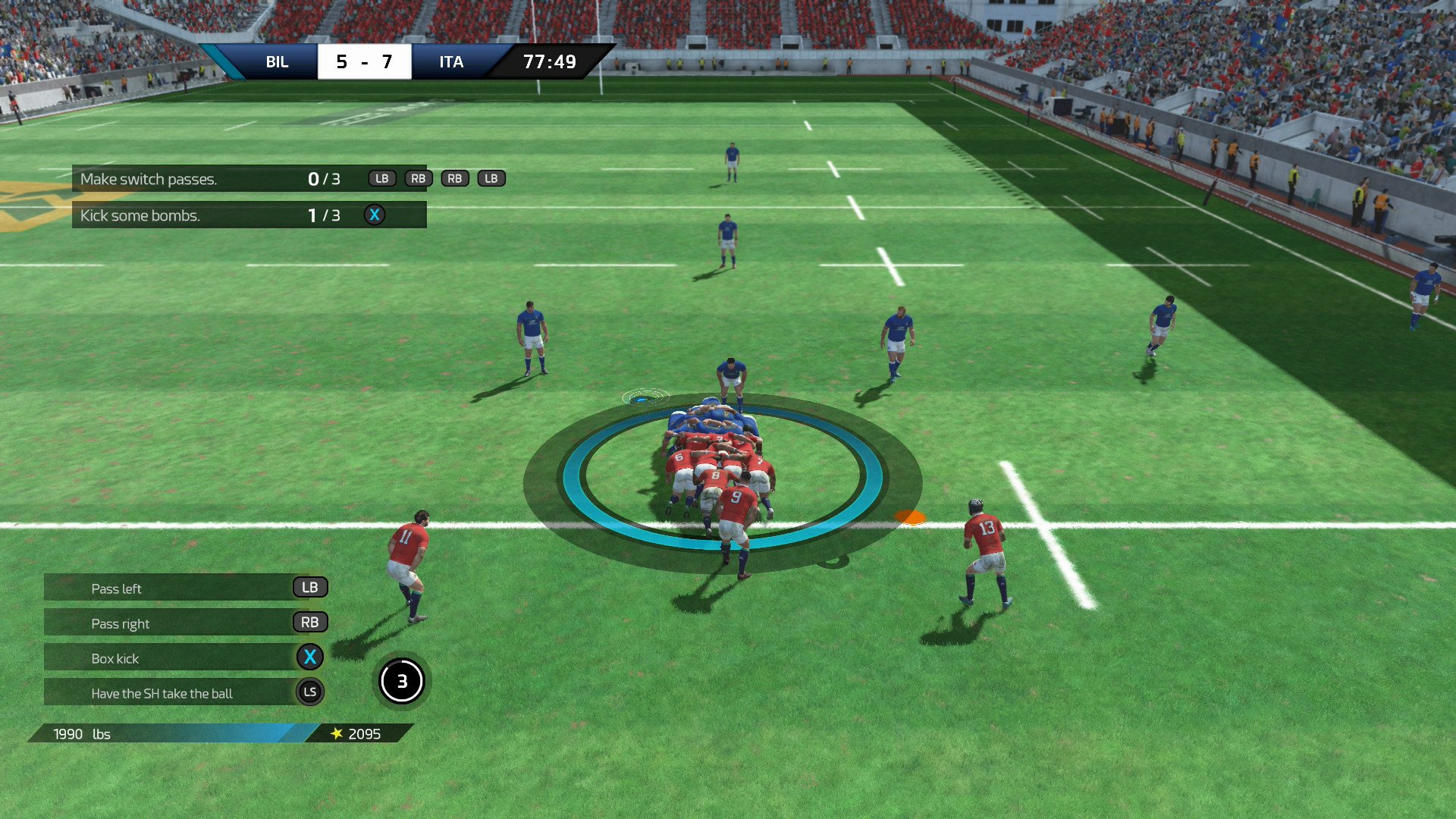 Rugby 18 Review A Visually Impressive But Imperfect Game