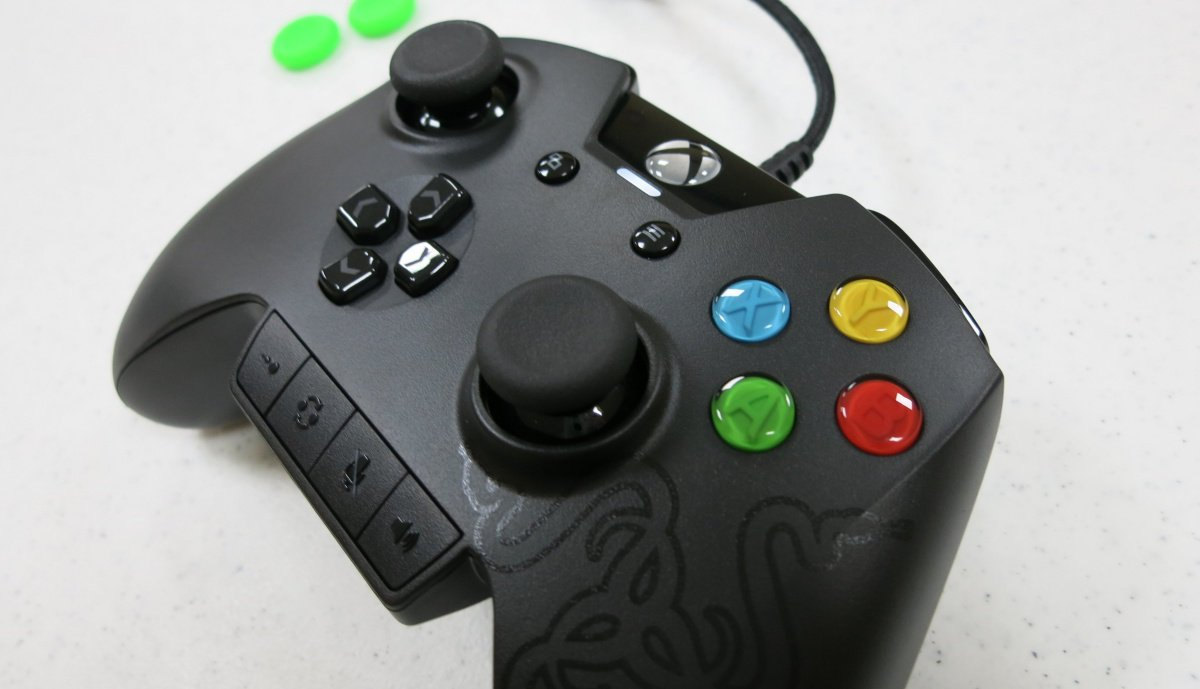 Razer Wildcat Controller Review Tournament Ready Controls For Xbox One And Windows Windows