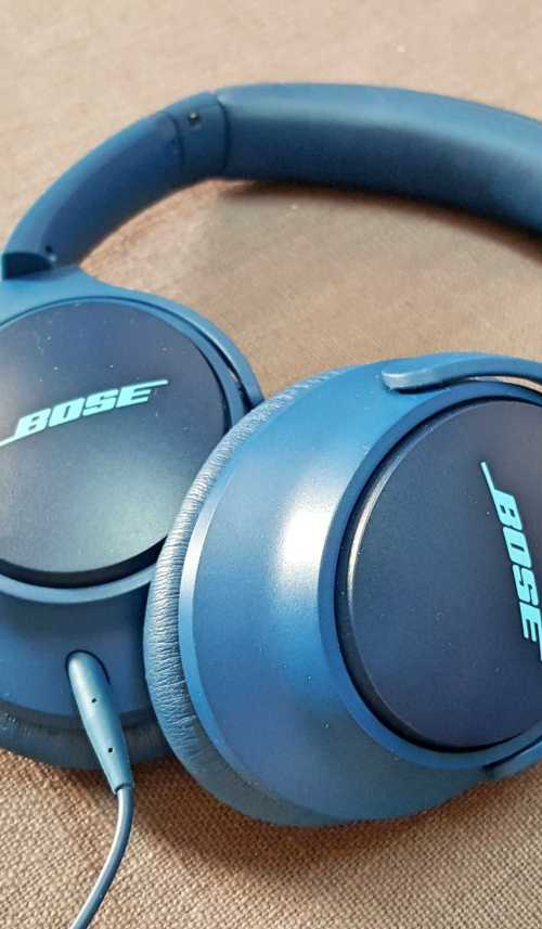 bose soundtrue around ear ii headphones