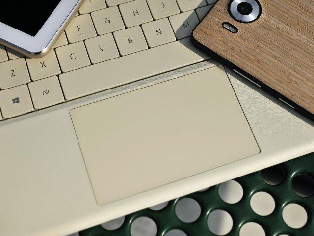 Huawei MateBook trackpad