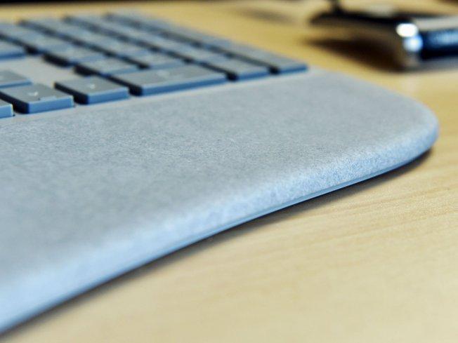 Surface Ergo keyboard