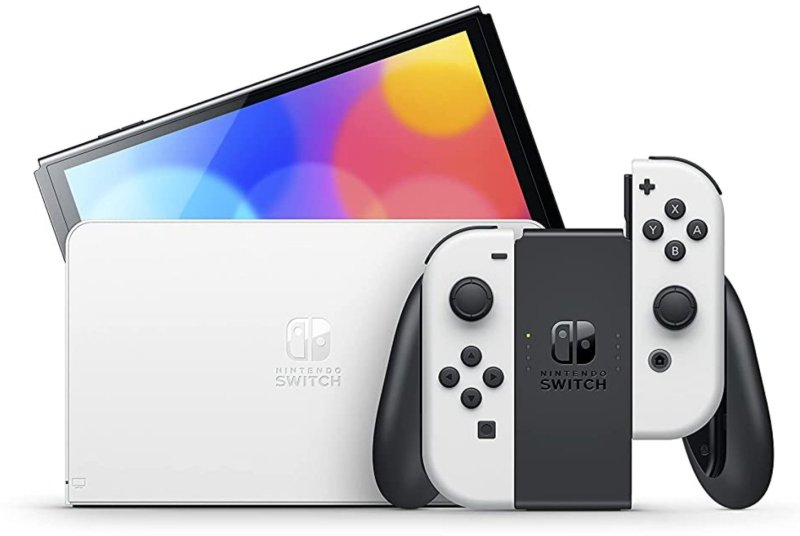 Nintendo Switch Oled Reco