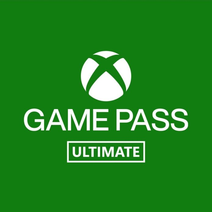 Xbox Game Pass Ultimate Logo