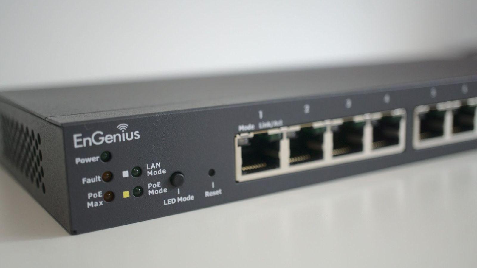 EnGenius ECS1008P