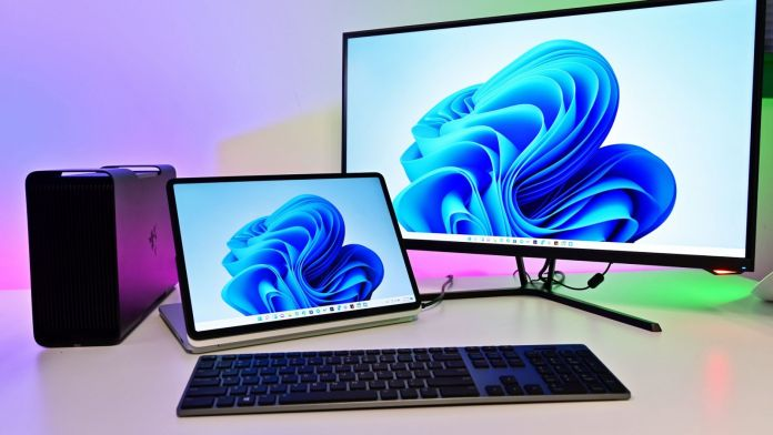 Surface Laptop Studio Egpu Razer Core
