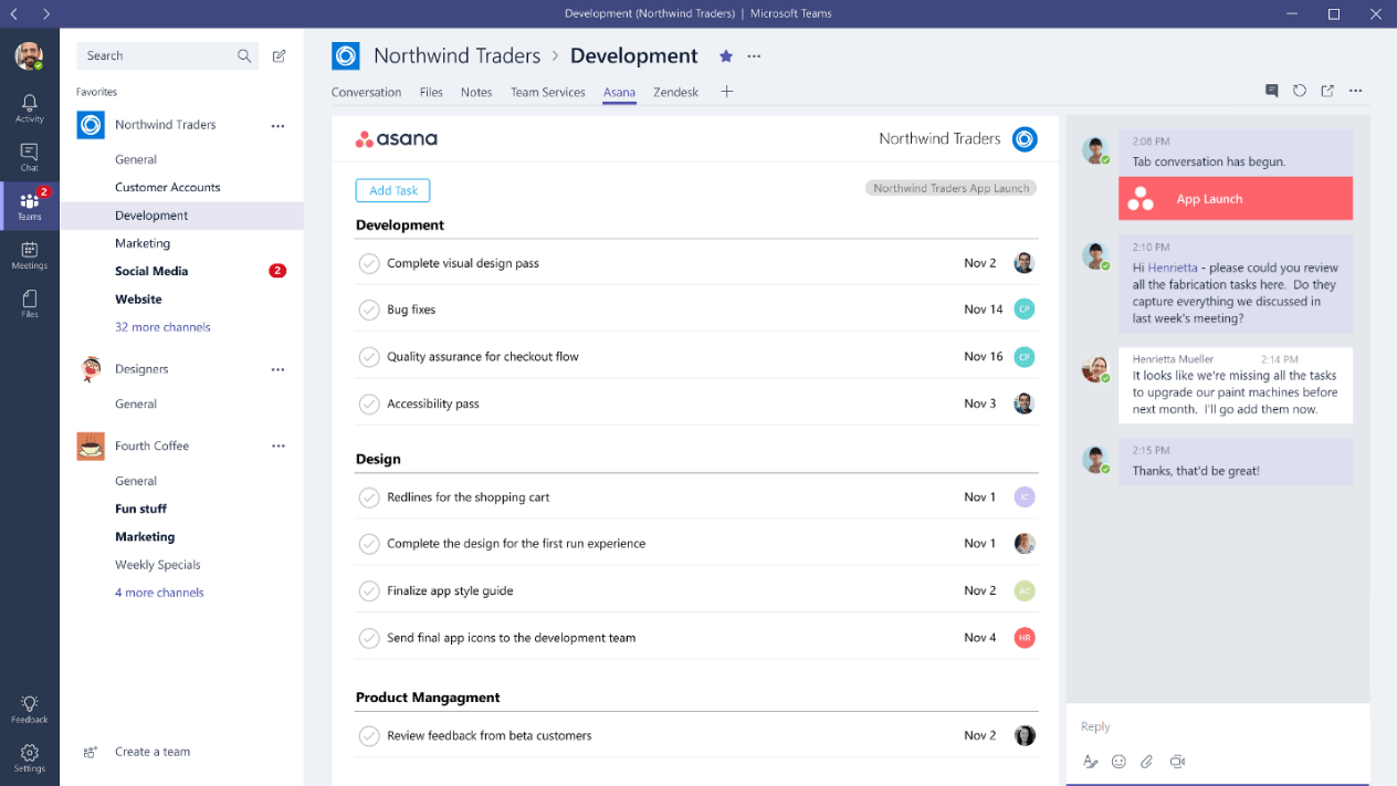 Microsoft Teams Desktop App Now Available To Download