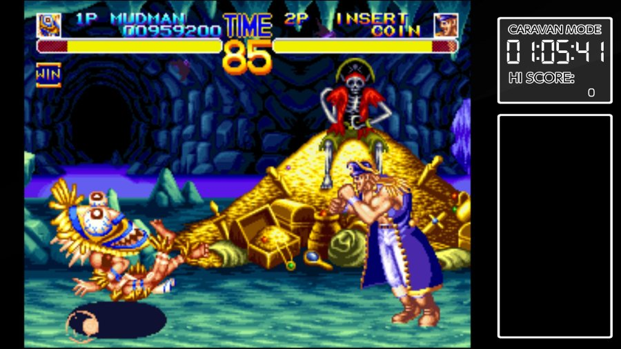 ACA NeoGeo World Heroes 2 for Xbox One review  Battle across the     ACA Neo Geo World Heroes 2 Xbox One