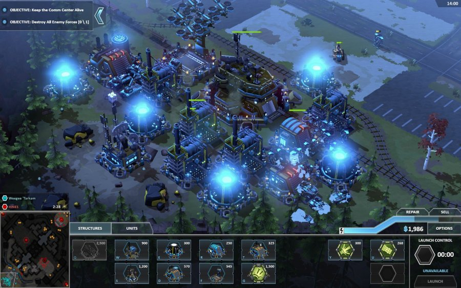 Forged Battalion  for PC preview  A Simple RTS Game   Windows Central The real time strategy  RTS  genre has usually been a juggernaut on the PC  platform  but recent years have shown an overall decline in its popularity