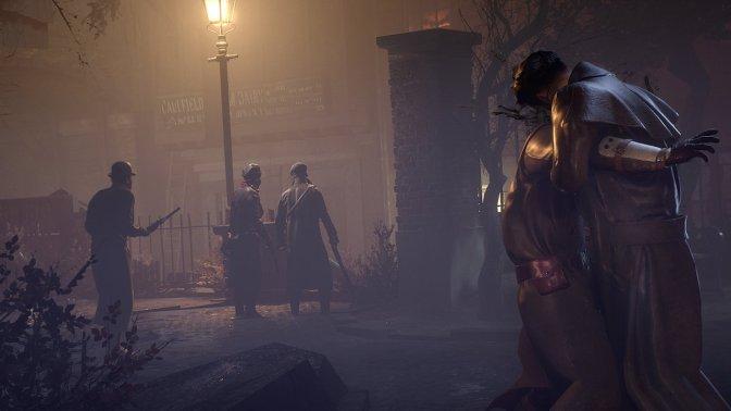 Imagen de presentación de Vampyr