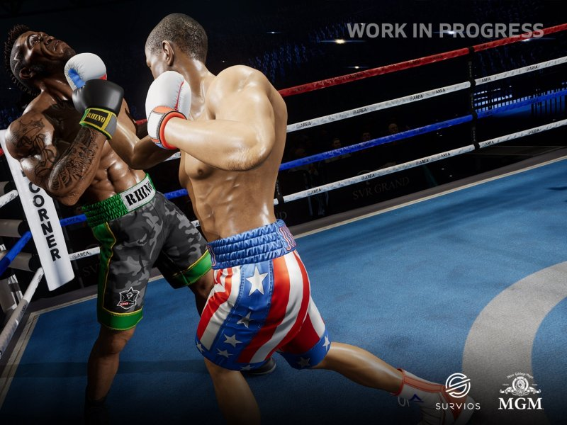 Creed  Rise to Glory is an intense VR boxing game that ll make you     Creed  Rise to Glory is an intense VR boxing game that ll make you sweat