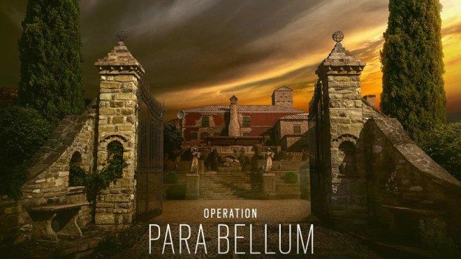 """Képtalálat a következőre: """"rainbow six siege operation para bellum"""""""