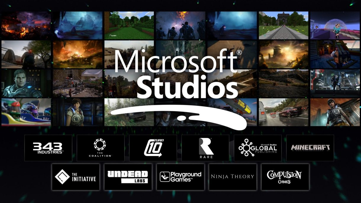 Image result for microsoft new studios