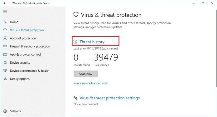 Cara memblokir program yang tidak diinginkan menggunakan Windows Defender Antivirus