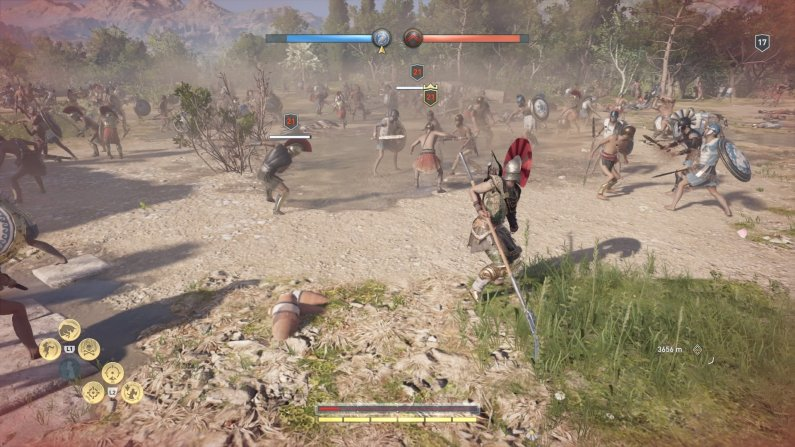 Image result for assassin's creed odyssey conquest battle