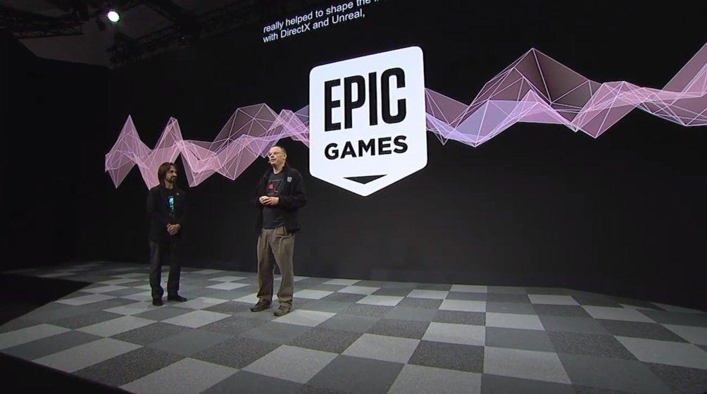 Unreal Engine 4のサポートをHoloLensに提供するEpic Games