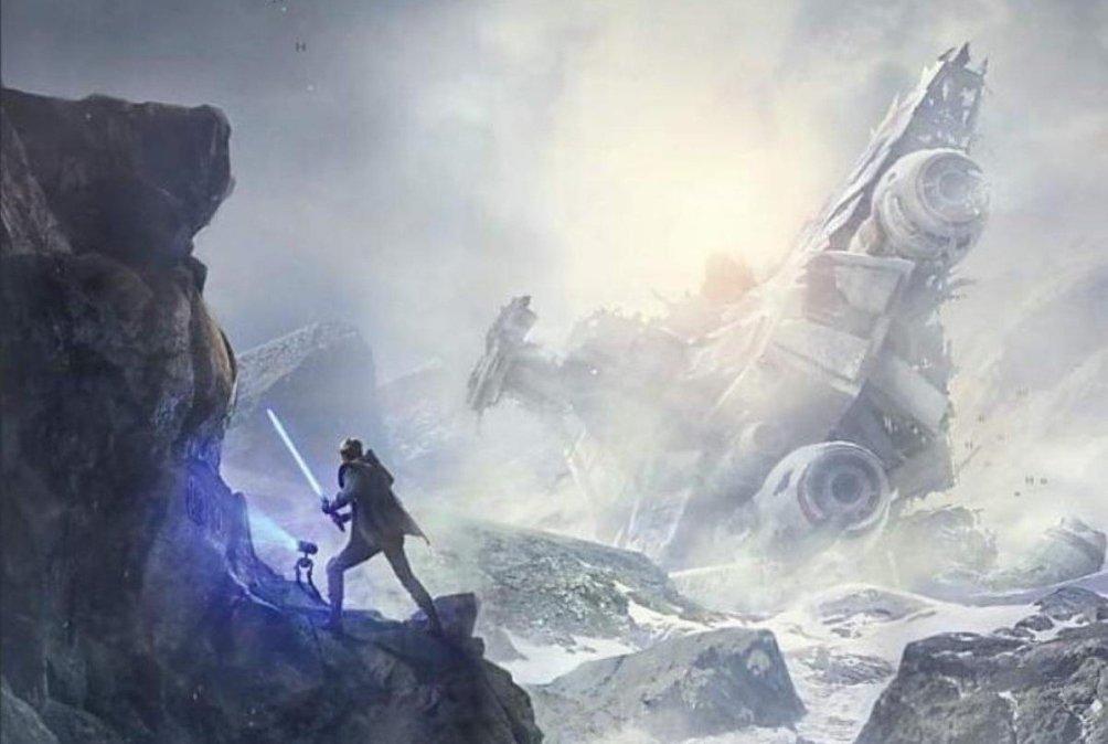 Star Wars Jedi:Fallen Orderのカスタマイズ可能な船がリアルタイムのフライトでローディングスクリーンをカット