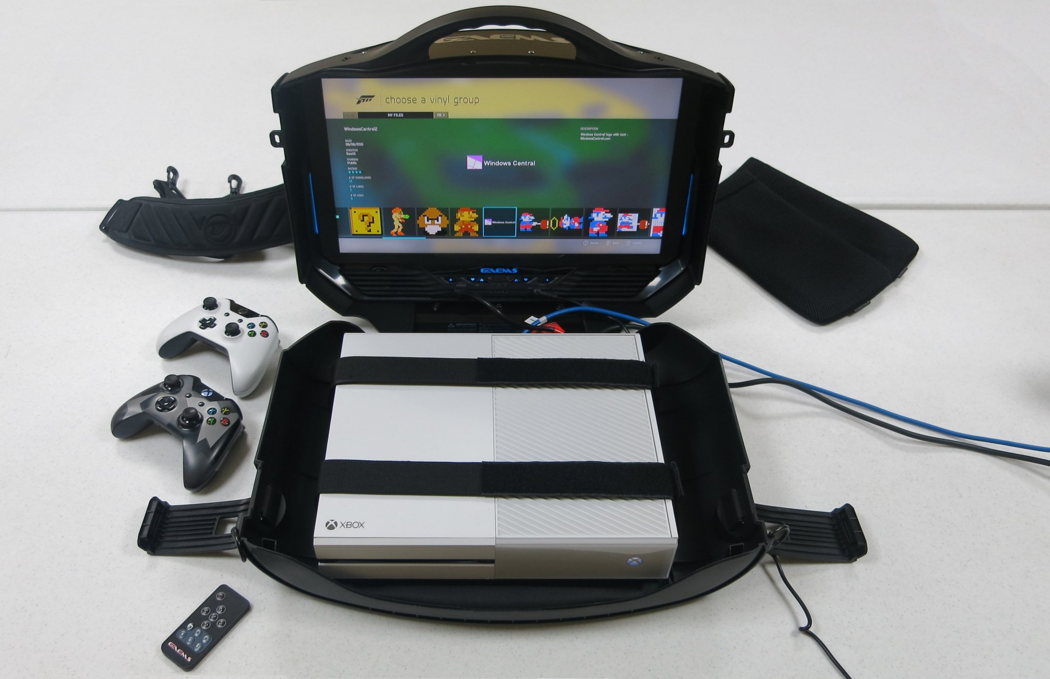 Review Play Your Xbox One On The Go With The GAEMS