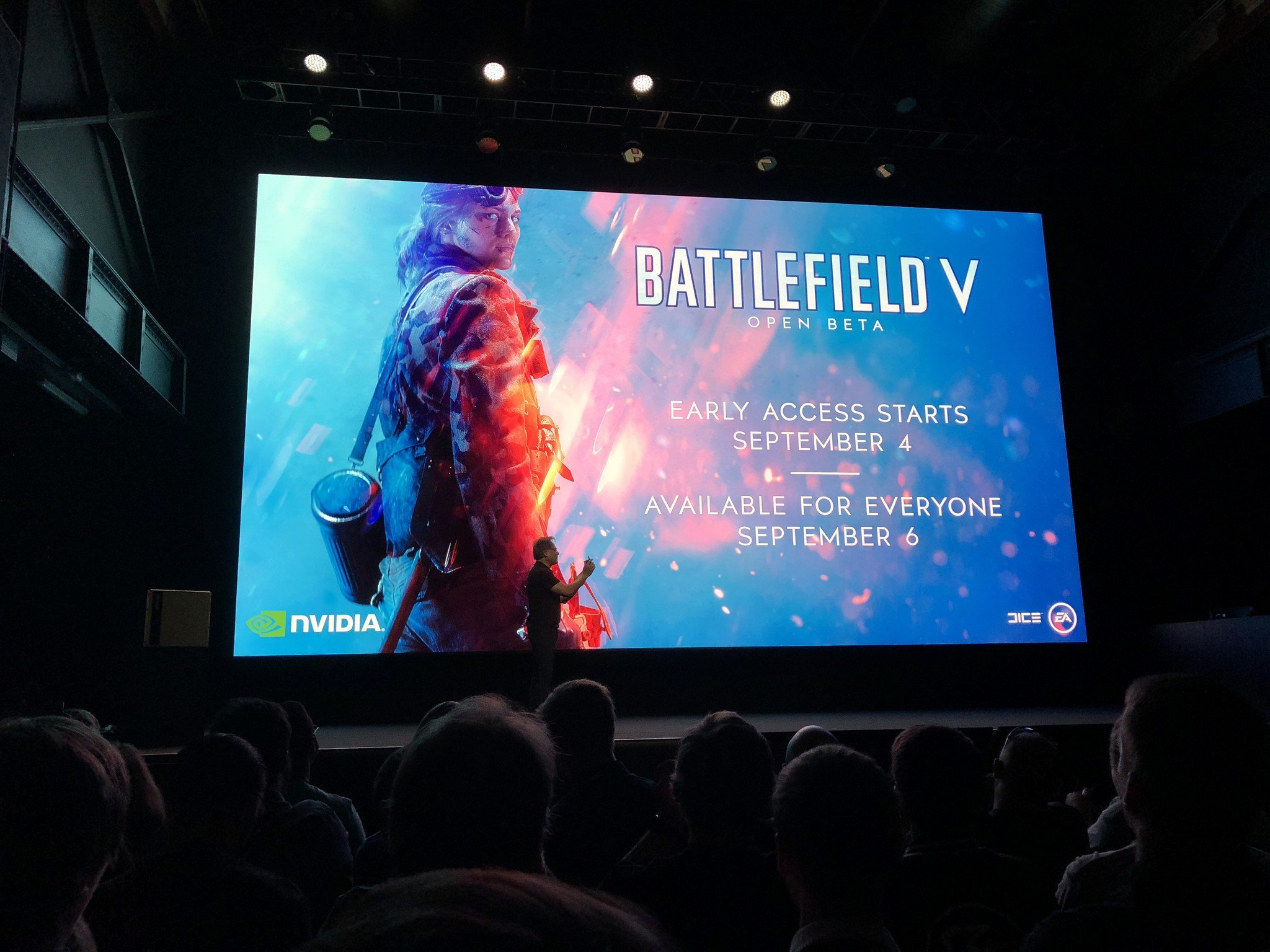 Battlefield V open beta kicks off September 6 for everyone  update     Battlefield V open beta kicks off September 6 for everyone