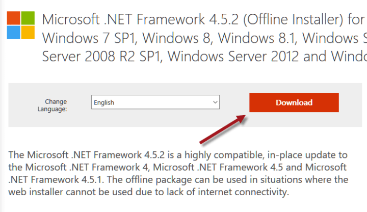 Microsoft net framework 4 download windows 7 | Download Microsoft