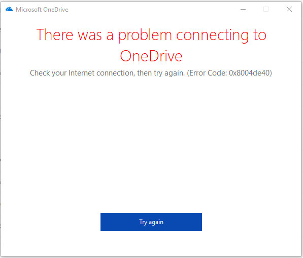 How-to-Fix-OneDrive-Error-Code-0x8004de40-Problem-Connecting-on-Windows-10