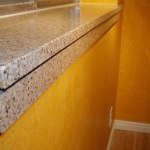 special order an eased window sill
