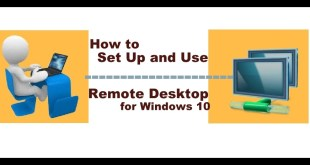 How to enable remote Desktop in Windows 10   Remote Desktop Windows 10   Windows 10