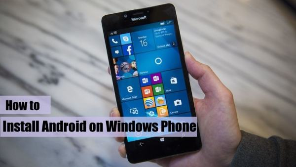 how to install android on windows phone | Android Windows | Android apps on windows phone