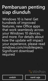 Windows 10 Lumia 435 3