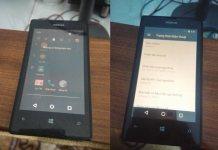 Android 7.1 on Lumia 520