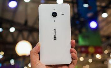 Lumia 640 XL - Windows Phone