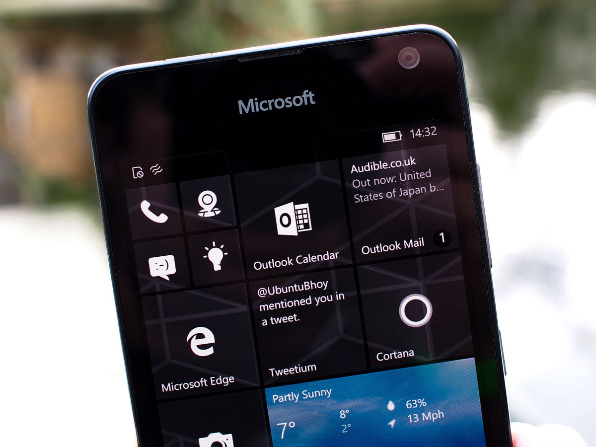Lumia 640 windows 10 mobile experience on the web windows central - Image Courtesy Windowscentral Com Since The Launch Of Windows Mobile