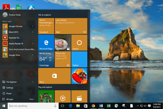 Microsoft Quickly Spins Up Another Near-Final Windows 10 Insider Preview Build