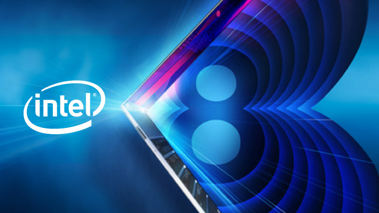 Intel's New 8th Gen Core Processors Offer 40 Percent Performance Boost