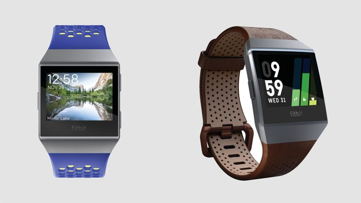 Fitbit Debuts Ionic Smart Watch
