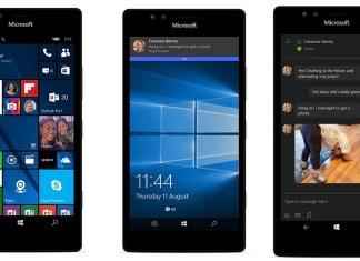 Skype on Windows 10 Mobile