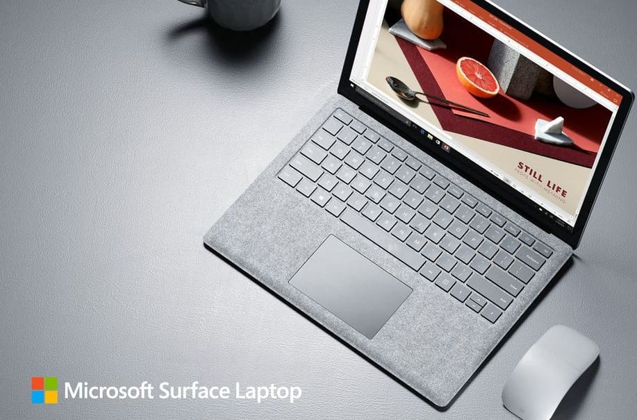 Microsoft Expands Availability of Surface Laptop, Free Windows 10 Pro Upgrade